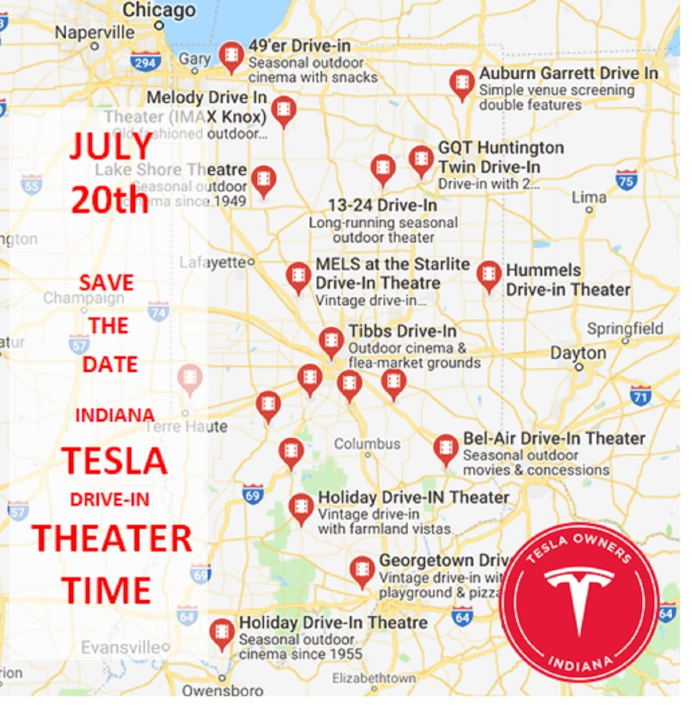 TESLA THEATER 2019