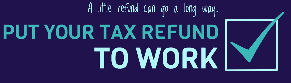 tax refund header 2016