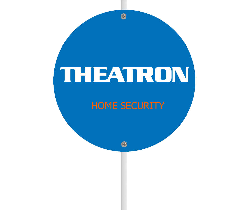 Home Security Systems Sign
