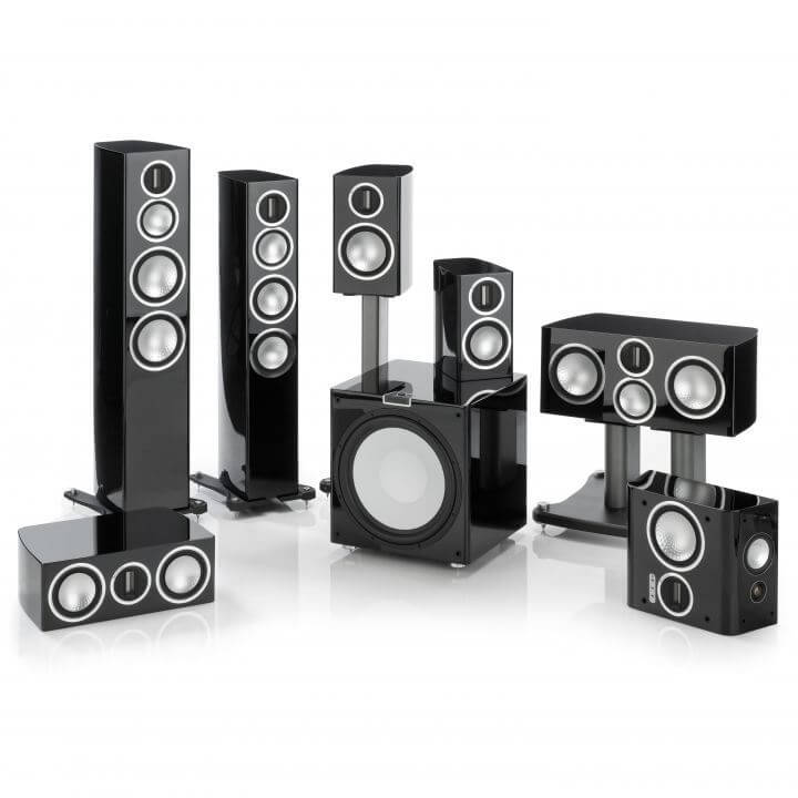 Monitor Audio Gold Speakers Northern Virginia Dealer
