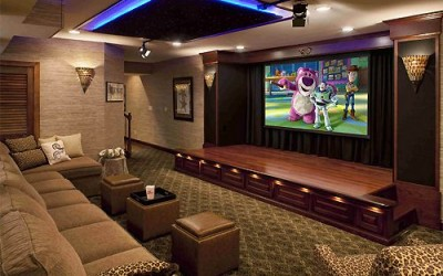 RING IN THE NEW YEAR WITH A BASH IN YOUR HOME THEATER