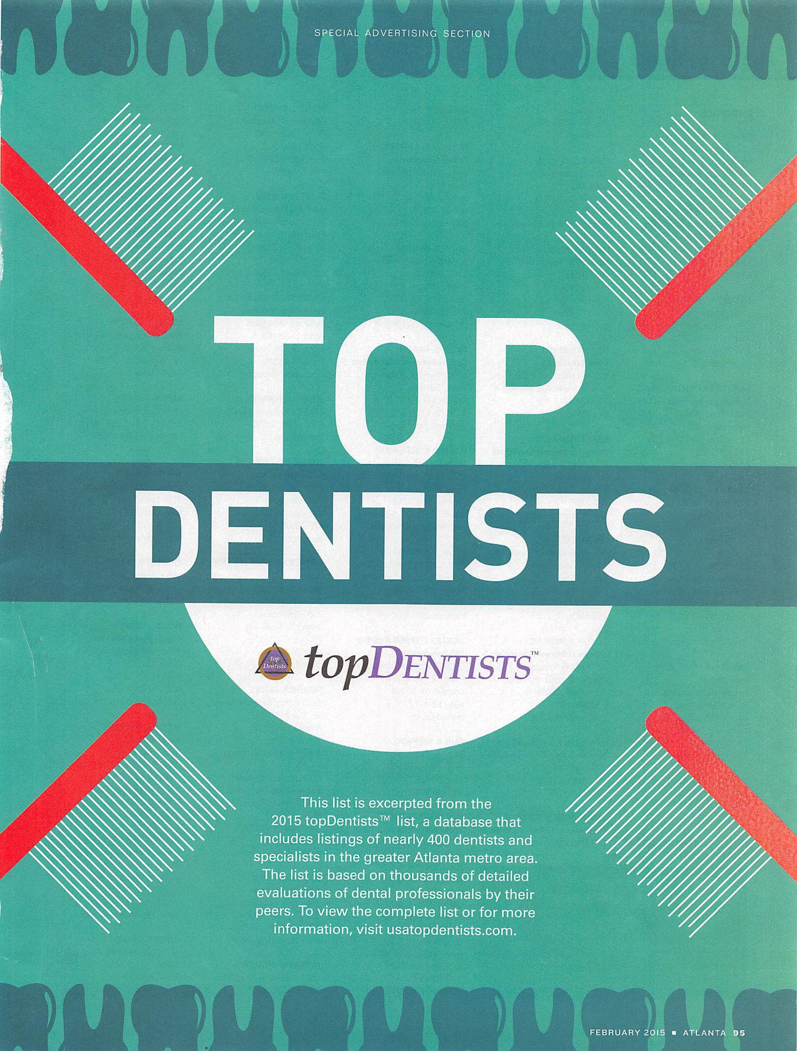 2015 Top Dentists