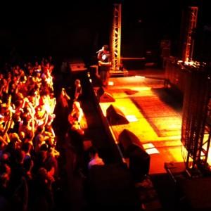 Atmosphere performing