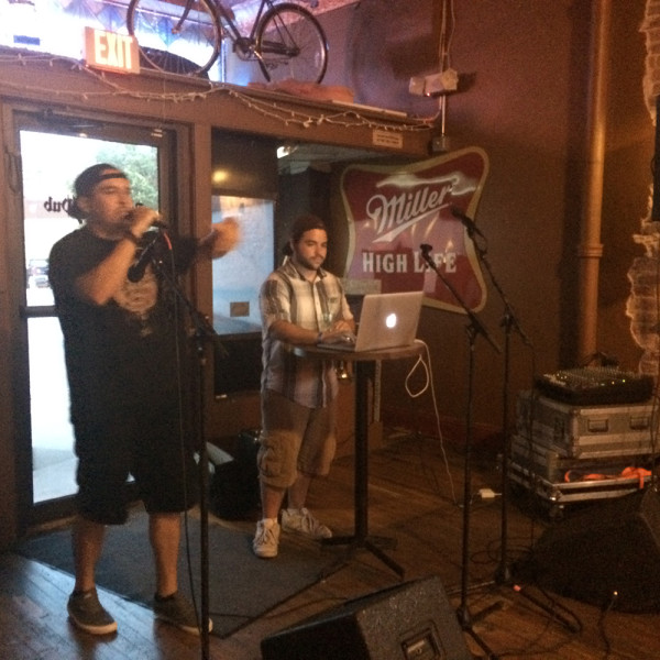 Conscious Rapper Shuless Performs Strong, Soulful Set at OEAA Showcase