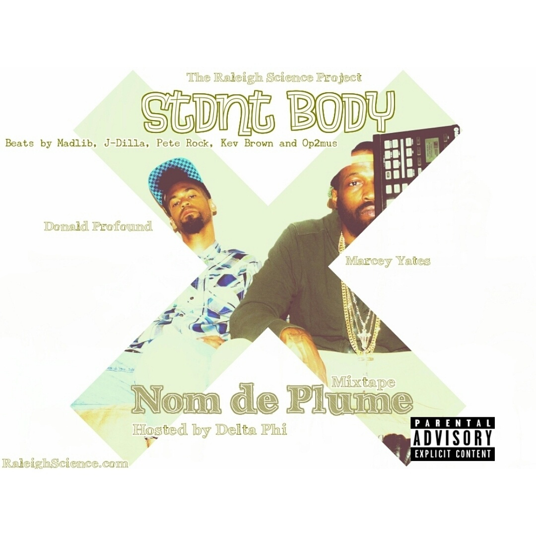 "Op2mus and Xoboi (Stdnt Body) Drop ""Nom de Plume"" Mixtape"