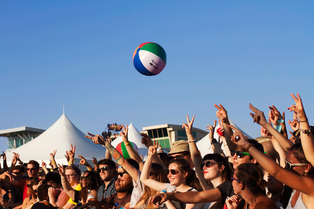 The Maha Experience: a Well Run Festival Cultivating Good Vibes for All