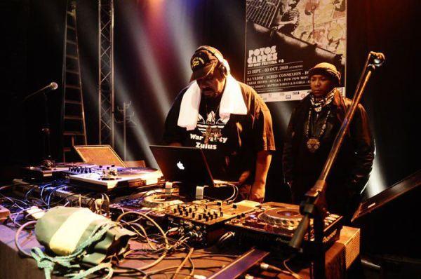 Dynamax with Afrika Bambaataa