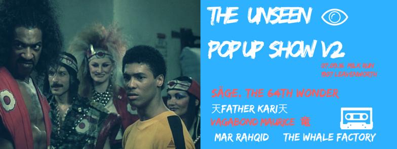 Regional and Local Underground Hip Hop Showcase at Milk Run This Saturday