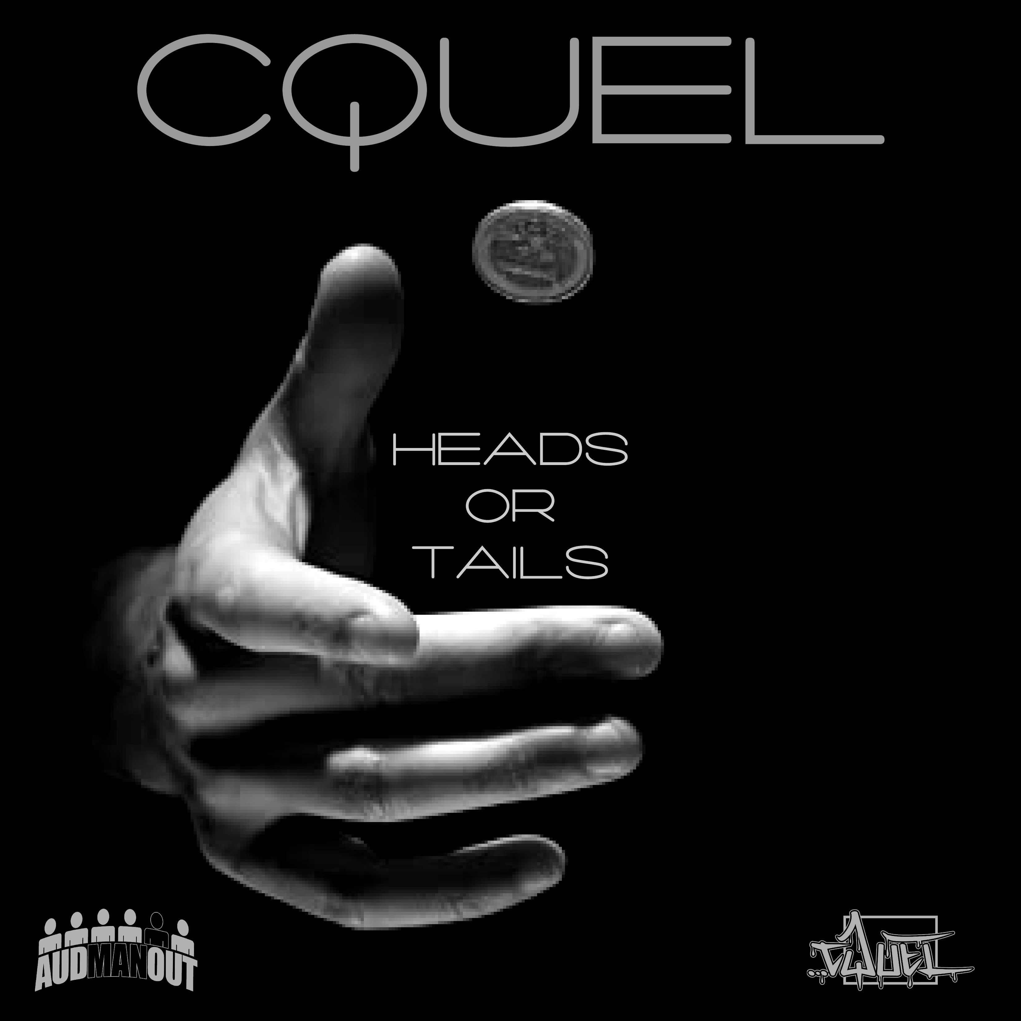 """Listen to """"Heads Or Tails"""" by Canadian Rapper Cquel"""