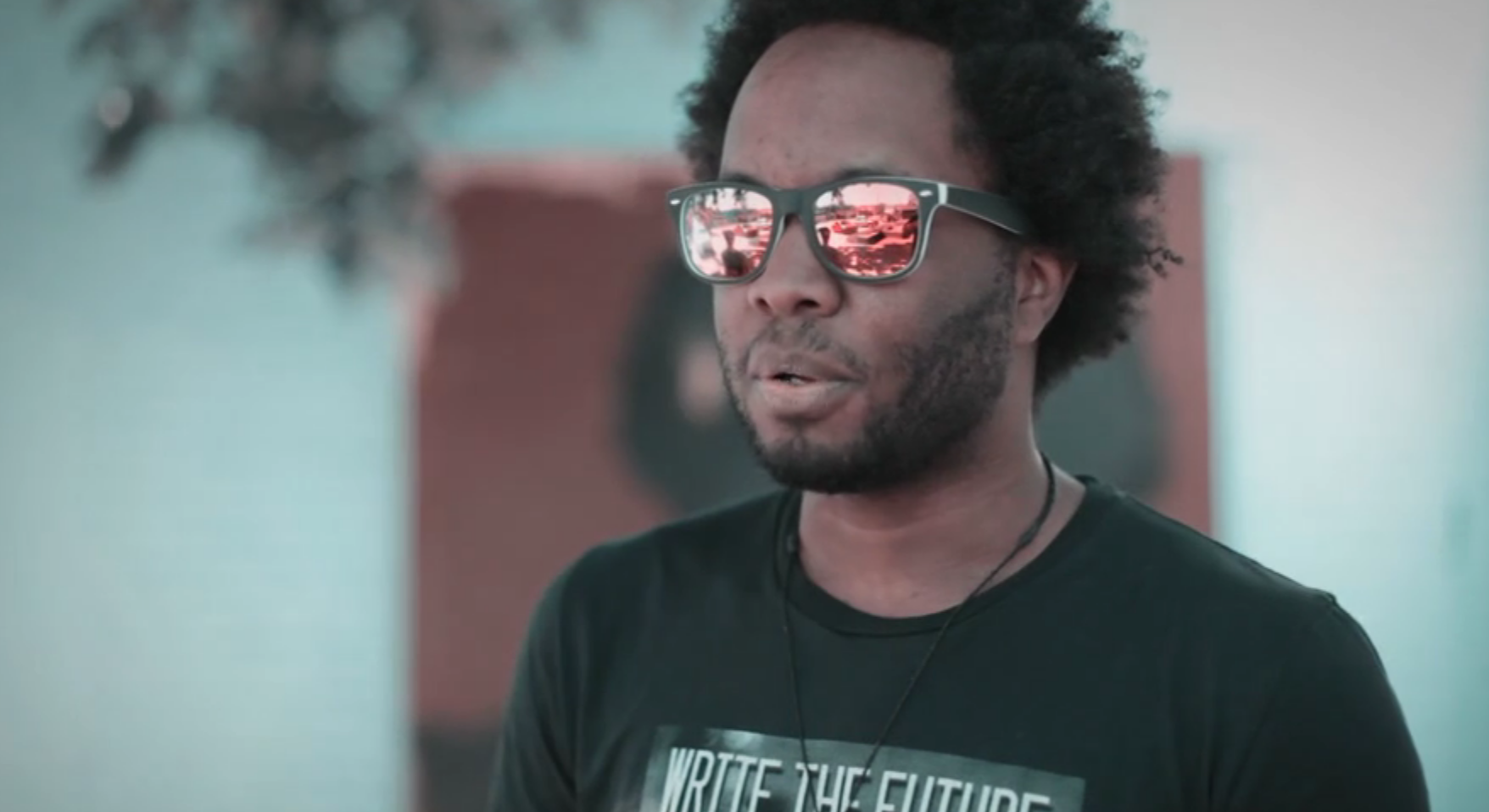 Local Spotlight: Meet Visual Artist Reggie LeFlore