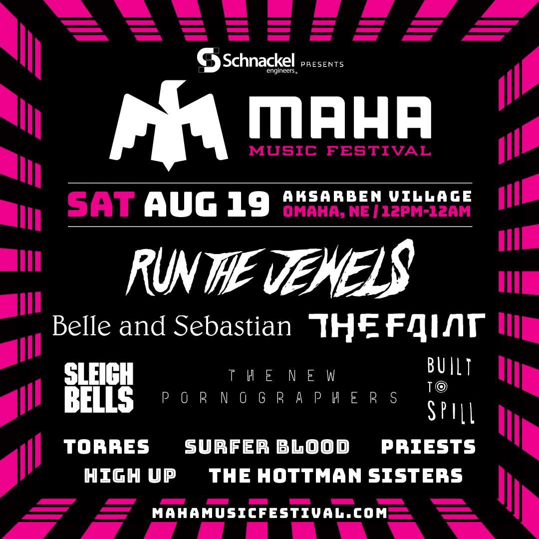 Maha Music Festival Announces 2017 Lineup