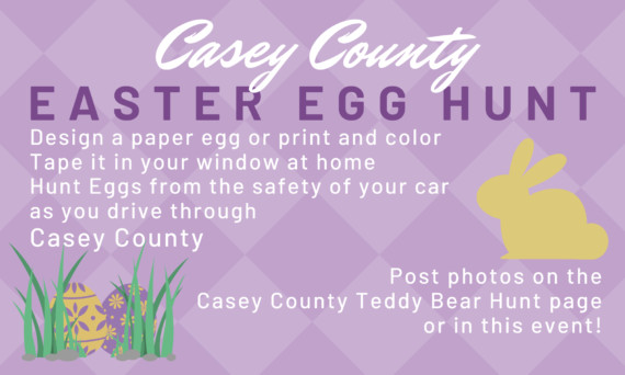 Casey County Easter Egg Hunt