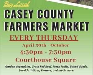 Casey County Farmers Market