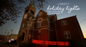 Liberty Holiday Lights