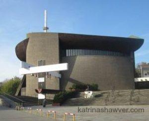 Lord's Ark Church in Nowa Huta Poland
