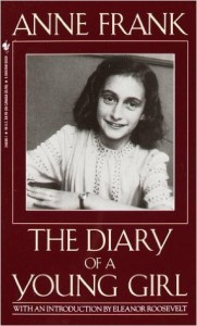 diary of a young girl book cover