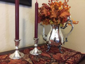 silver-teapot-and-candlesticks