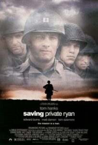 WWII and Films - Saving Private Ryan