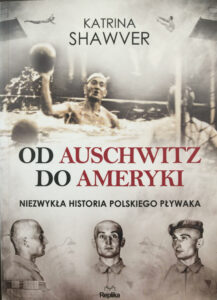 Cover of Polish edition of HENRY: A Polish Swimmer's True Story of Friendship from Auschwitz to America