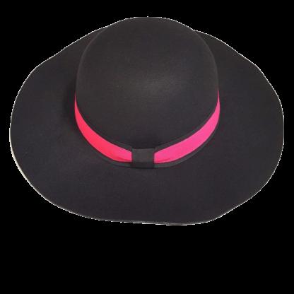 Capelli Felt Floppy Hat (Size 4-16)