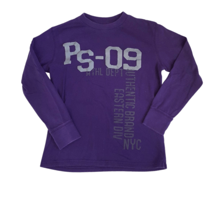 P.S. from Aeropostale Long Sleeve T-Shirt (Size 8)