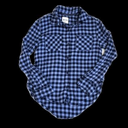 Mudd Girls Button Down Shirt (Size 12)