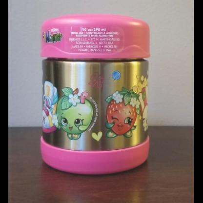 Thermos Shopkins FUNtainer Food Jar - 10 oz