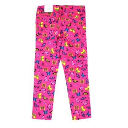 The Children's Place Butterfly Jeggings (Size 4)