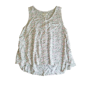 Tucker + Tate Floral Top (Size XL 14/16)