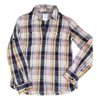 Patagonia Button Down Shirt (Size 6)