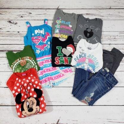 Girls' Clothing