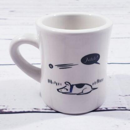 Bad Dog Coffee Mug - Fetch