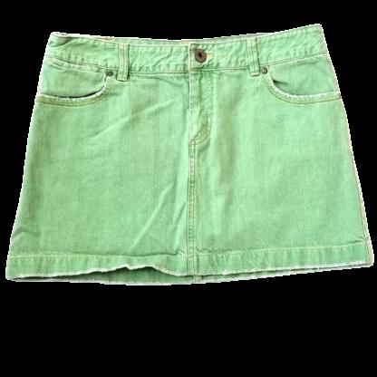 American Eagle Denim Skirt (Size 14)