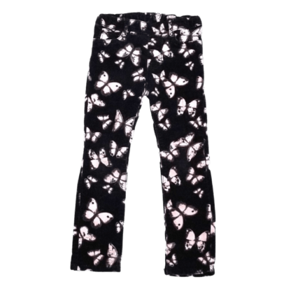 H & M Corduroy Butterfly Pants (Size 3-4Y)