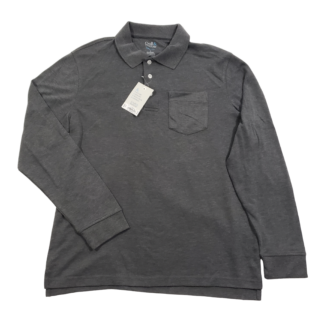 Croft & Barrow Long Sleeve Polo Shirt