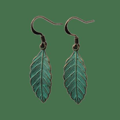 Beautiful Leaf Earrings