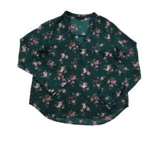 Forever 21 Floral Top (Size L)