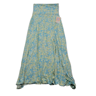 """New with tags Measurements: Waist 28"""" LulaRoe Floral Maxi Skirt (Size XS)"""