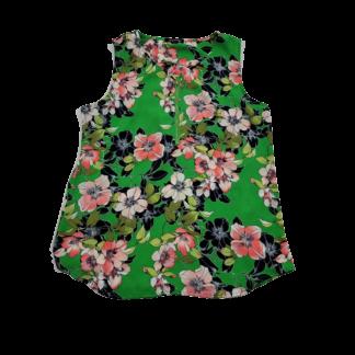 Roz & Ali Floral Top (Size M)