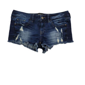 Express Jeans Denim Shorts (Size 12)