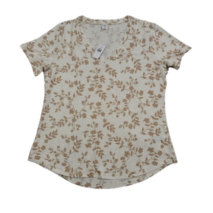 Old Navy Luxe Floral Top (Size S)