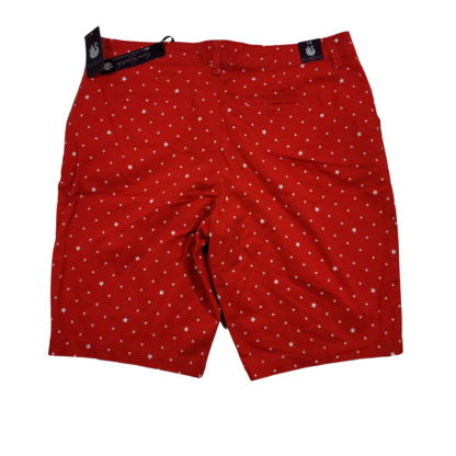 Gloria Vanderbilt Star Shorts (Size 14)
