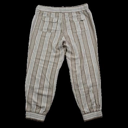 Per Se Linen Blend Pants (Size XL)
