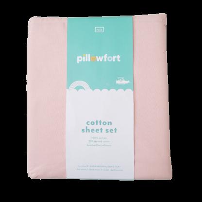 Pillowfort Twin Sheet Set - Pink