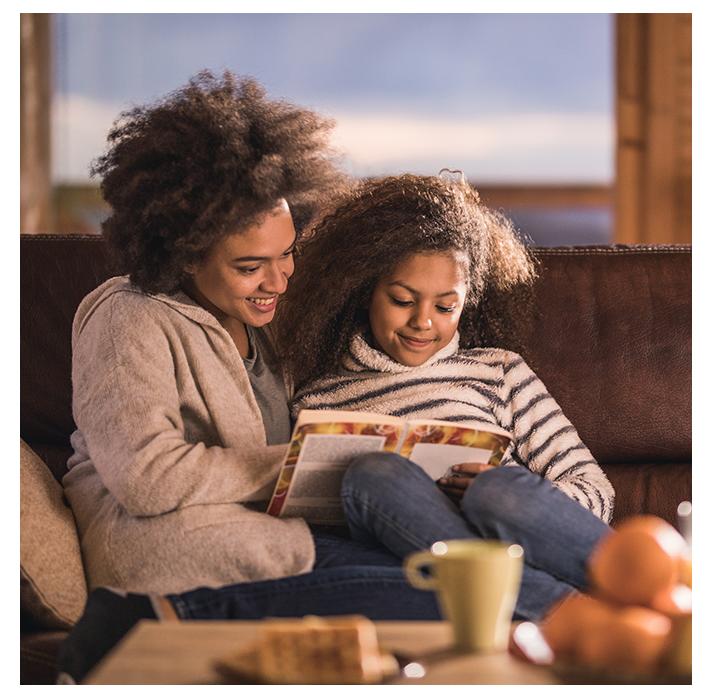 我们的故事:共建圆满家庭