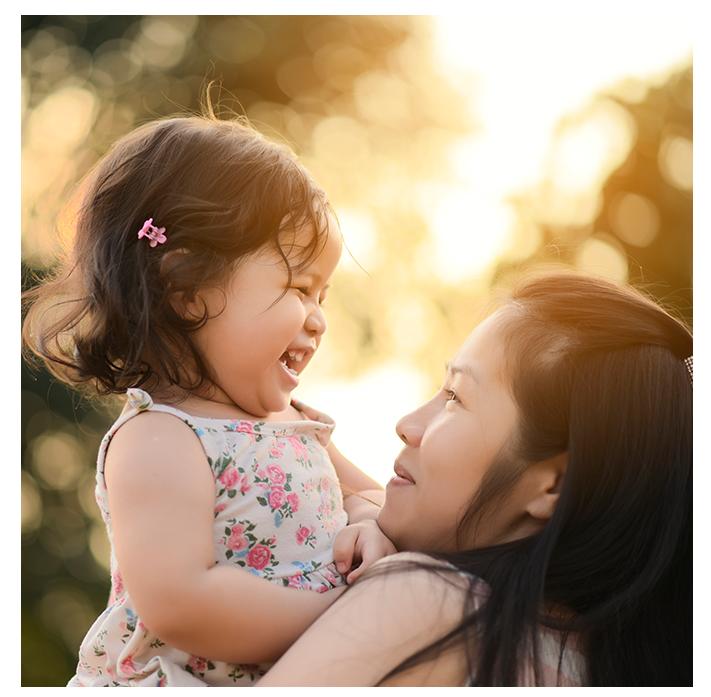 我们的目标:帮助您达成家庭圆满的心愿