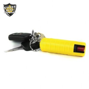 Streetwise 18 Pepper Spray, 1/2 oz. Hard Case