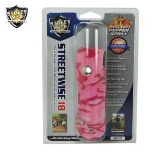 Streetwise 18 Pepper Spray, 1/2 oz. Soft case