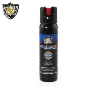 Streetwise 18 Pepper Spray, 4 oz. Twist Lock
