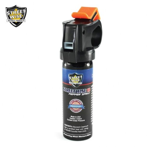 Streetwise 18 Pepper Spray 3 oz FIRE MASTER